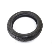 PNEUMATICO PER SCOOTER DUNLOP SCOOTSMART 120/70 - 15 M/C 56S ANNO 2017 TIRE 80%